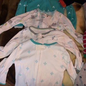 Baby Pajamas 6-9months